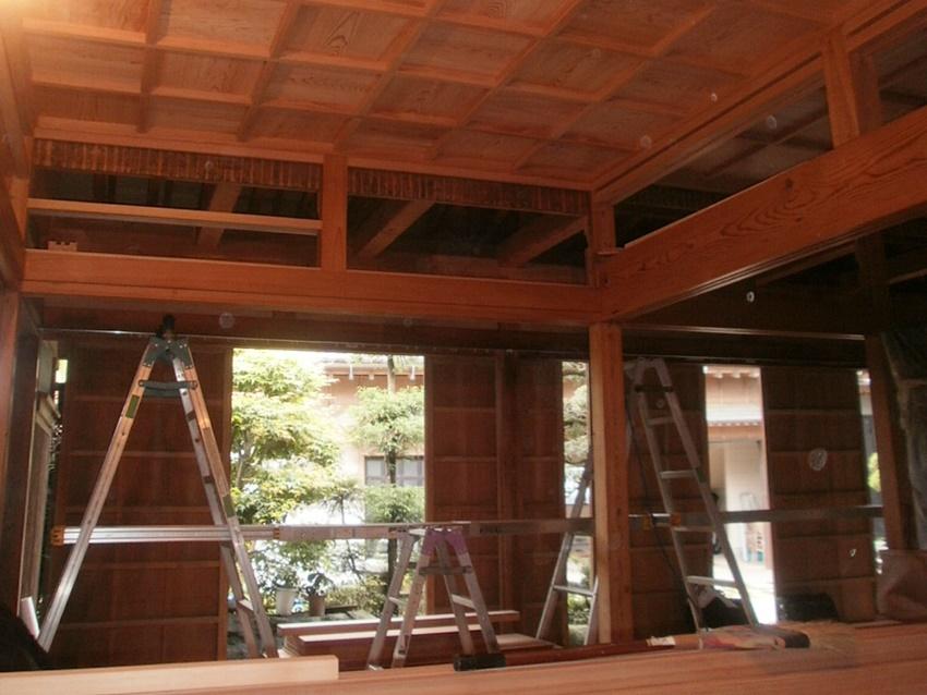【古民家リノベーション@旭】趣のある日本家屋