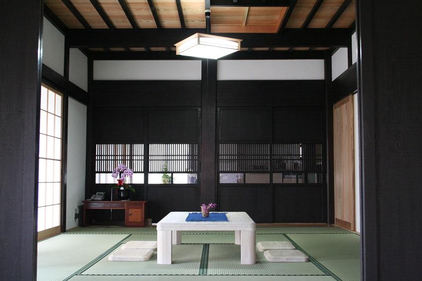 伝統ある和室の間取り